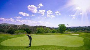 golf pranks home