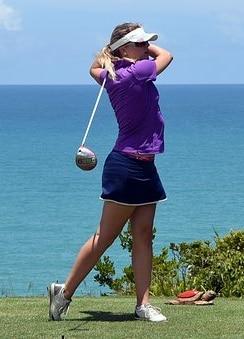 lady golf rude joke